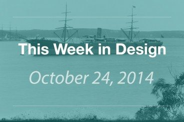 This Week in Design: Oct. 24, 2014