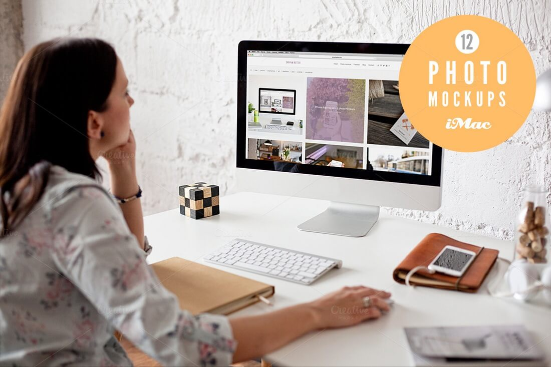 woman-using-imac-12-photo-mockups
