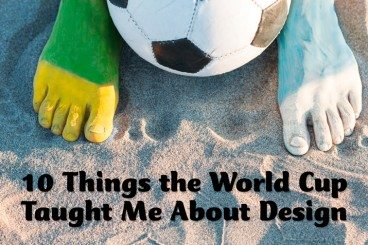 10 Things the World Cup Taught Me About Design