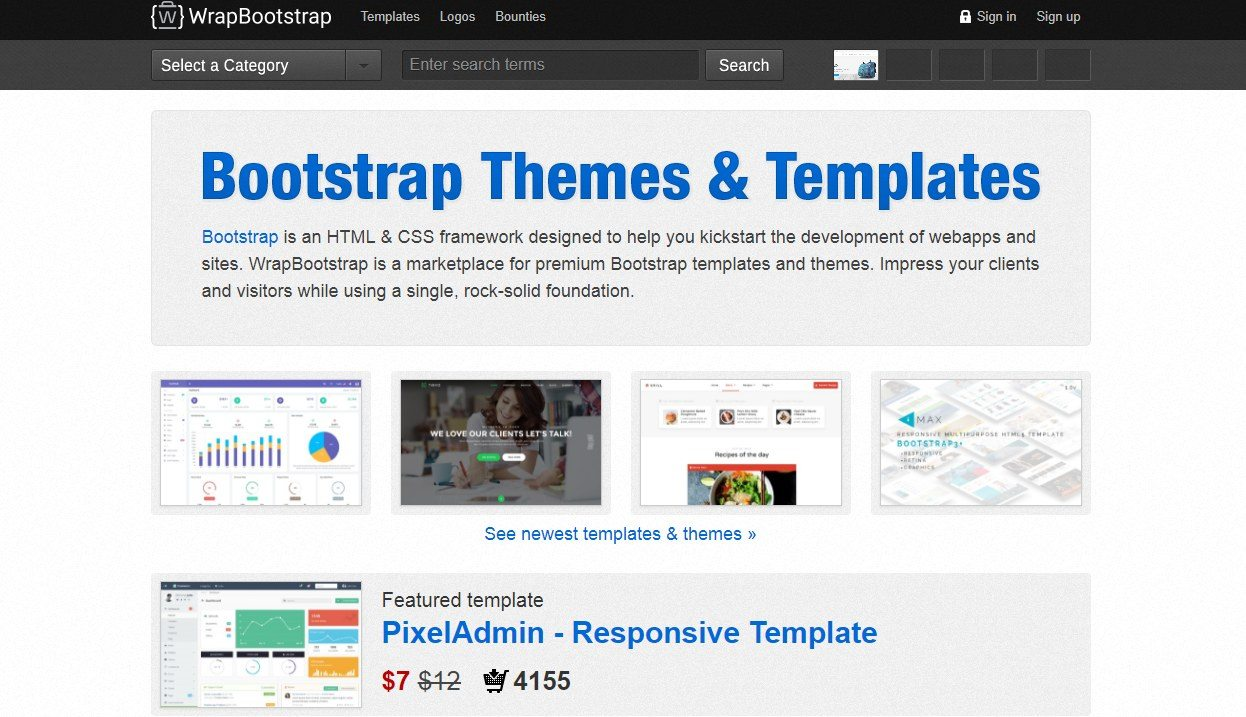 20 Awesome Resources For Bootstrap Lovers Design Shack