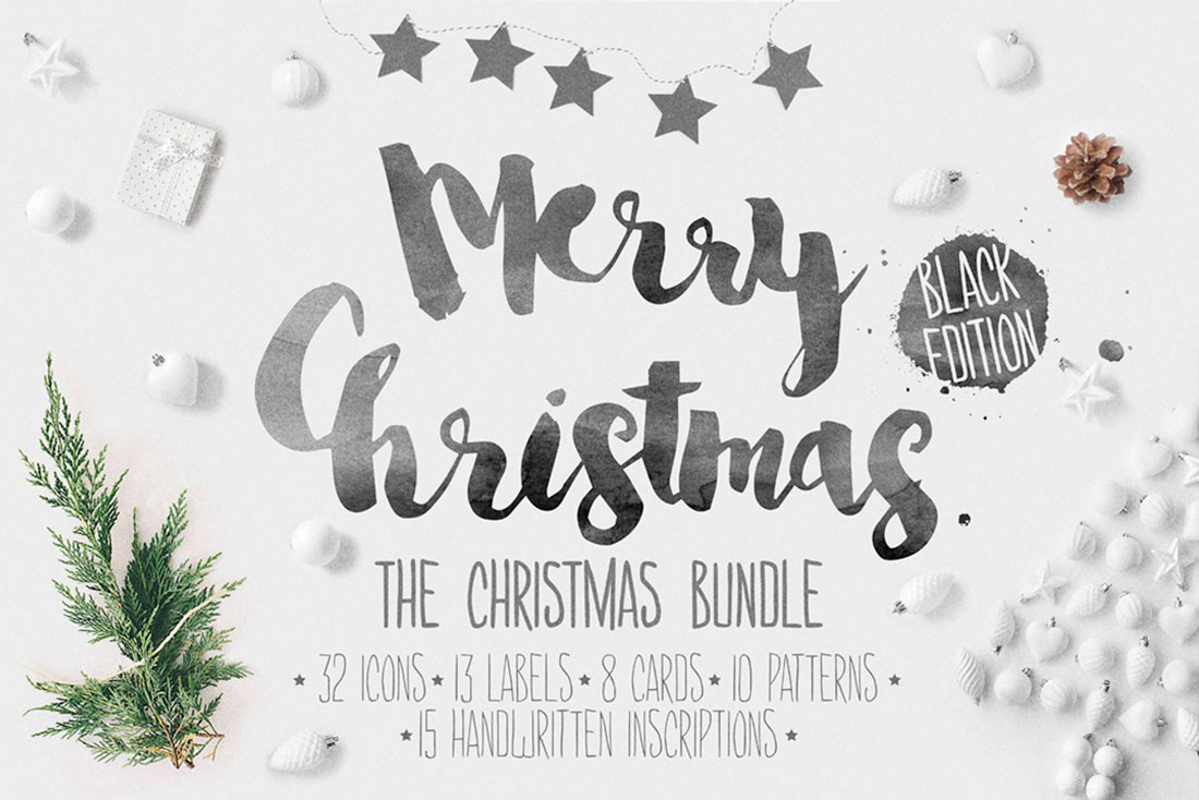 xmas-font Christmas Graphic Design: 5 Tips for Classy Festive Design design tips