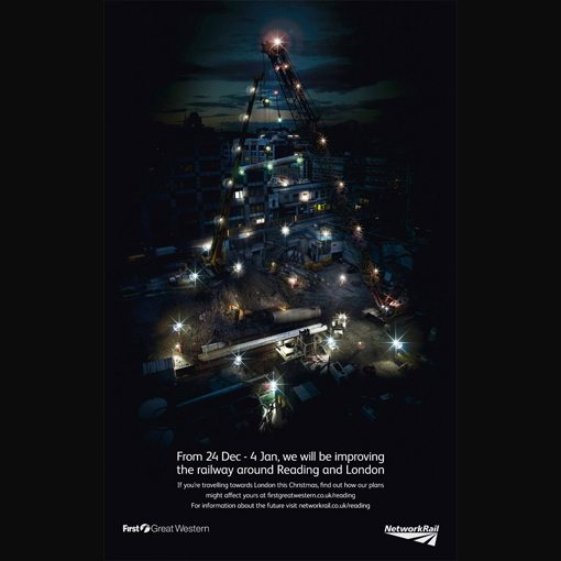25 clever and funny christmas print ads